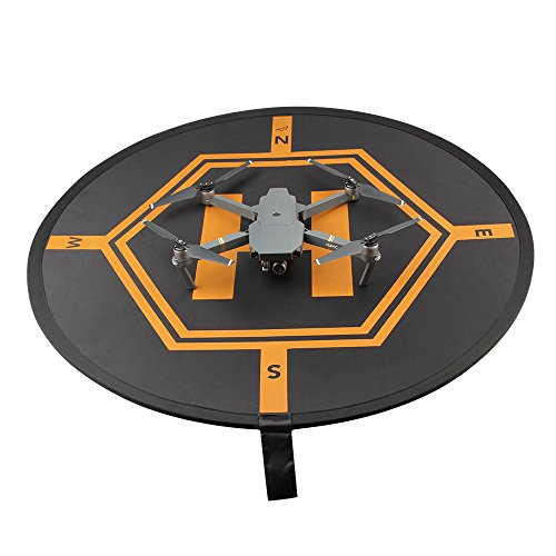 RCstyle Popular Christmas Gift - DJI Mavic Pro Protective Fast-fold Drone Landing Pad For Remote Control Helicopters Air Base Quadcopters