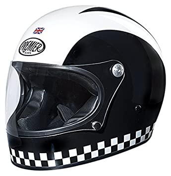 Amazon.es: Premier APINTTROFIBRET000M Casco Premier Trophy M, Retro, Multicolor