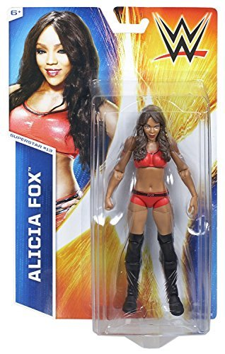 WWE Basic Alicia Fox Figure by Mattel