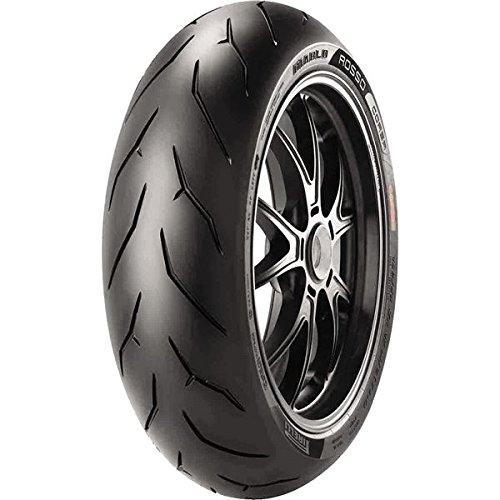 Pirelli Diablo Rosso Corsa Rear Tire - 190/55ZR-17/--