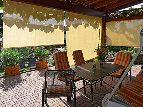 Tende Per Esterni A Rullo : Jarolift tenda da sole a rullo per esterno tende verticali larg