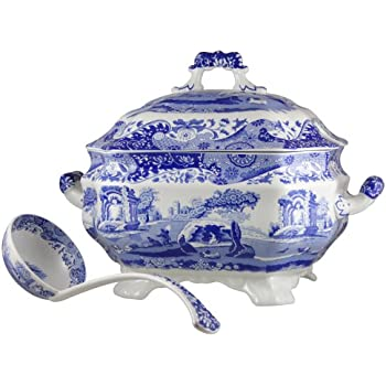 Spode Christmas Tree Soup Tureen