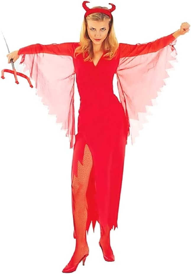 Lovelegis Disfraz de Diablo - Disfraz - Carnaval - Halloween ...