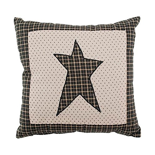 VHC Brands 7168 Kettle Grove Pillow Star 10x10