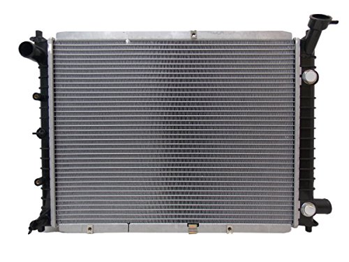 RADIATOR FOR FORD MERCURY FITS ESCORT TRACER 1.8 1.9 2.0 L4 4CYL 1273 1.9 Radiator