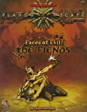 img - for Faces of Evil: The Fiends (AD&D/Planescape) book / textbook / text book