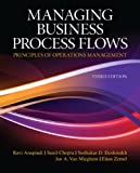 img - for Managing Business Process Flows (3rd Edition) book / textbook / text book