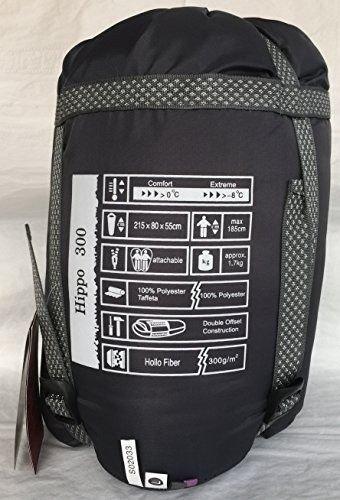Pureland 18 To 32 Degree Mummy Style Lightweight 3 Season Sleeping Bag