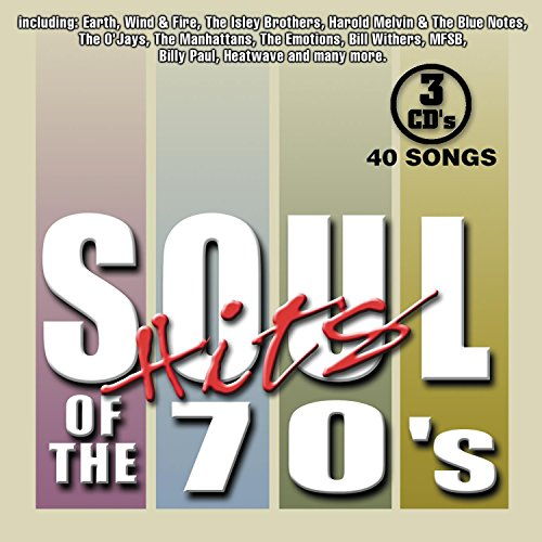 Soul Hits Of The 70's (Time Life The Best Of Soul Train)