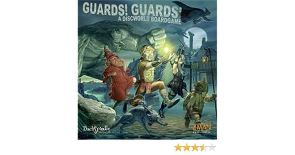 Guards, Guards! [importado de Inglaterra]: Amazon.es: Juguetes y juegos