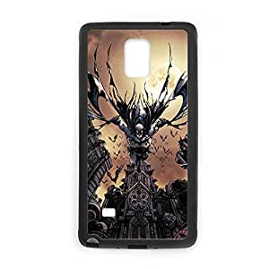 Printing Batman Legends Of The Dark Knight For Samsung Note4 Tpu Friendly Phone Case For Teens Choose Design 5