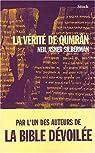 La Vérité de Qumrân par Silberman