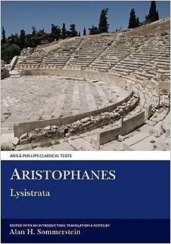 Aristophanes: Lysistrata por Alan H. Sommerstein epub
