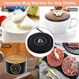 Smart Coffee Warmer, BESTINNKITS Auto On/Off