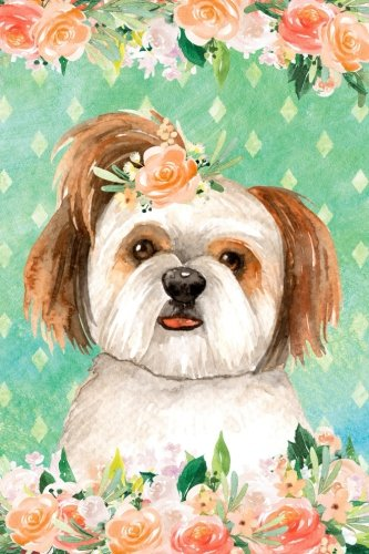 Bullet Journal Notebook For Dog Lovers Shih Tzu In Flowers 2: Graph Design - 162 Numbered Pages With 150 Graph Style Grid Pages, 6 Index Pages and 2 ... Size. (Journal Time Graph Series) (Volume 17) ebook