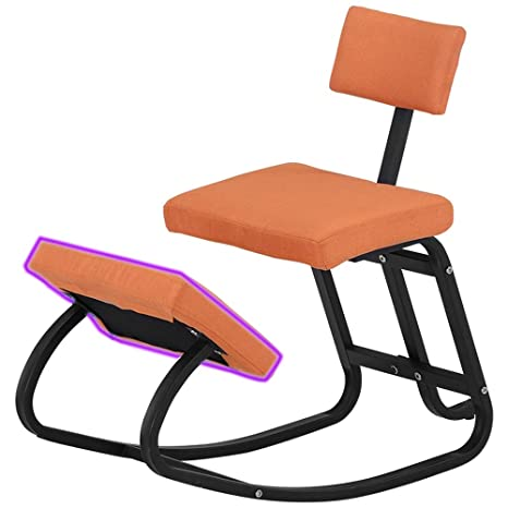 Amazon.com: Sillones de rodillas, silla de trabajo ajustable ...
