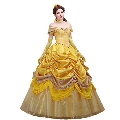 Angelaicos Womens Luxury Layered Costume product image