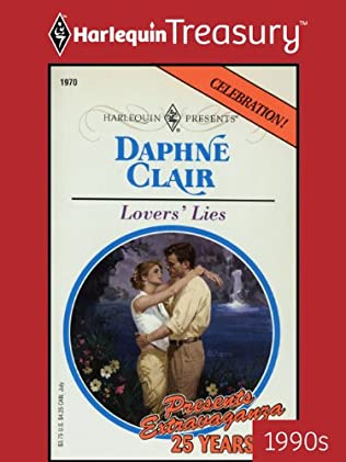 book cover of Lover\'s Lies