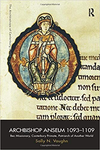 Archbishop Anselm 1093 1109 The Archbishops Of Canterbury