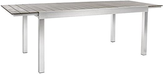 Bizzotto Mesa Extensible Aluminio Otis 164 – 225 X 90 Cm ...