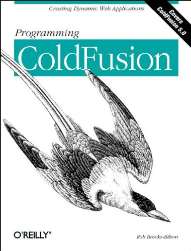 Programming ColdFusion by O'Reilly Media