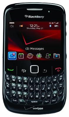 BlackBerry Curve 8530, Black (Verizon Wireless)