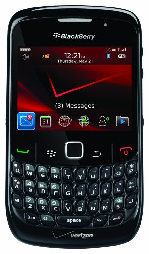 Mail Blackberry (BlackBerry Curve 8530, Black (Verizon Wireless))