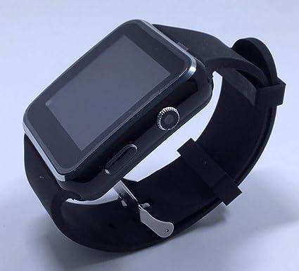 FANZIFAN Reloj Inteligente Reloj Inteligente Bluetooth ...