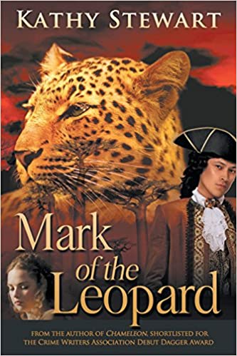 Book Mark of the Leopard