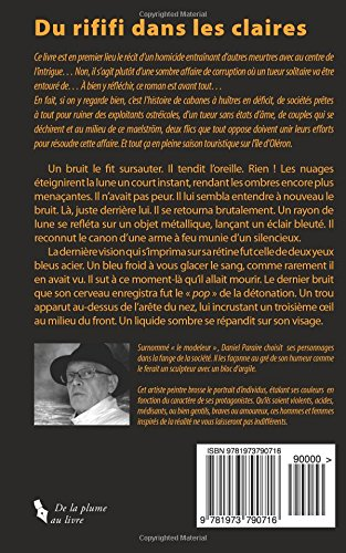 Laristo.: Du rififi dans les claires (French Edition): Daniel Paraire, Ghislain Ducret: 9781973790716: Amazon.com: Books