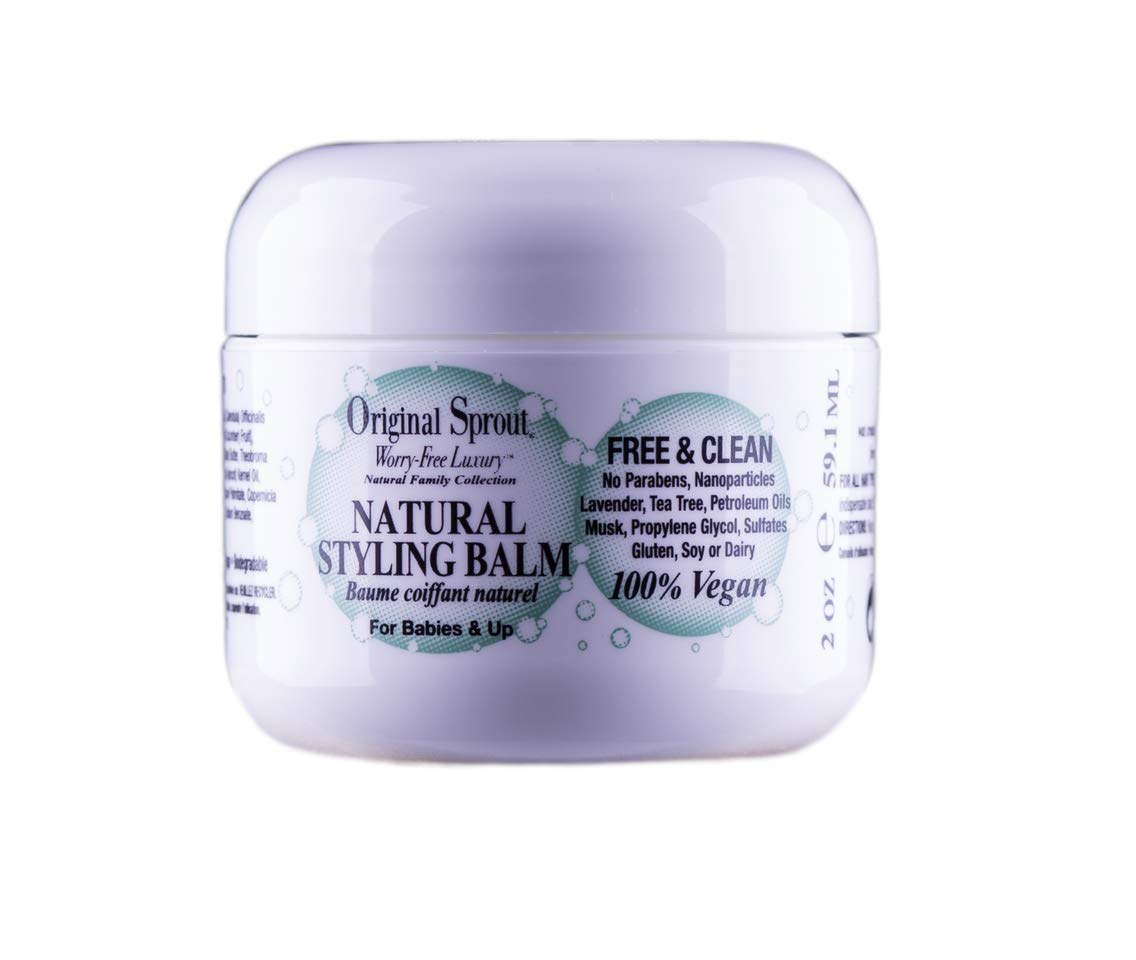 Original Sprout Natural Styling Balm 59 ml 13