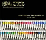Winsor & Newton Artists Water 5ML tube 48C set