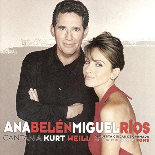 ... Ana Belén Y Miguel Rios Cantan.