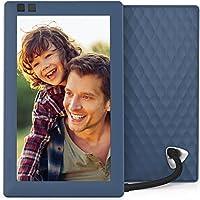 Nixplay Seed 7 inch WiFi Digital Photo Frame - Blue