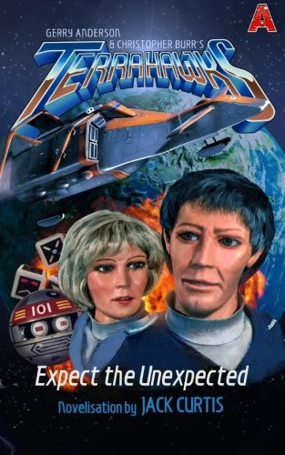 book cover of Terrahawks