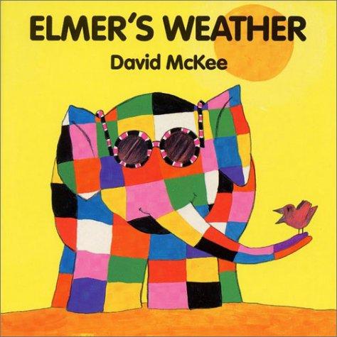 Elmer's Weather Board Book (Elmer Books)