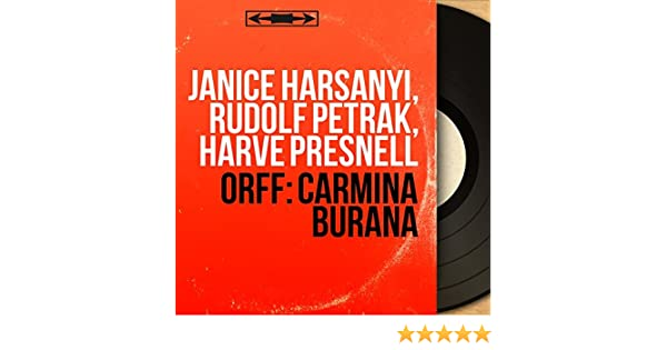 Orff: Carmina Burana (Mono Version)