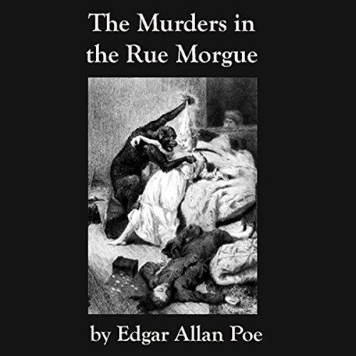 Bargain Audio Book - The Murders in the Rue Morgue  Edgar Alla