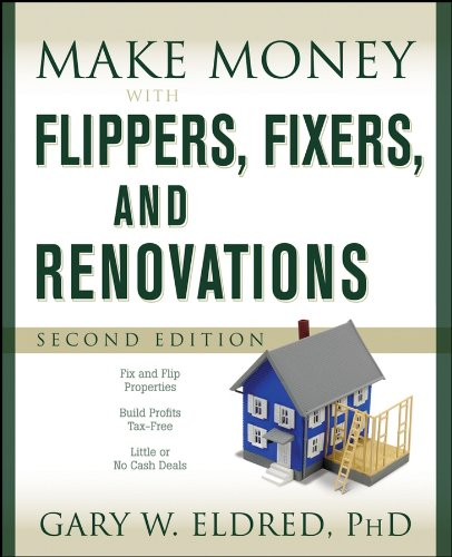 Download Make Money with Flippers, Fixers, and Renovations pdf epub