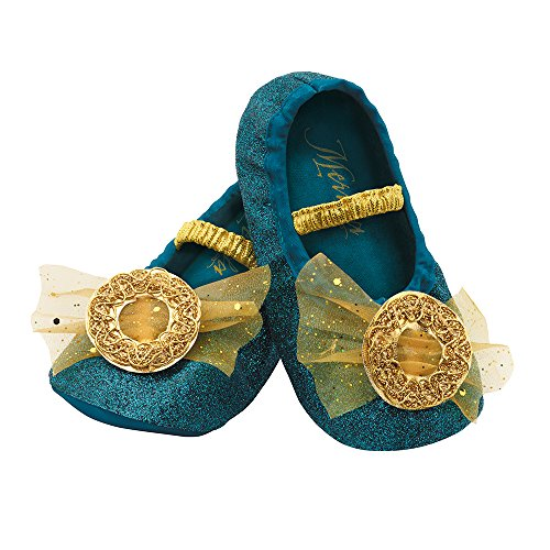Merida Toddler Slippers, One Size (Up to Size -