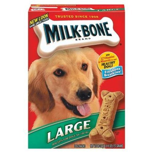 Milk Bone 79100-92502 10 Lb Large Original Milk Bone® Dog B