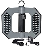 All-Pro LED130, LED Rechargeable Gray Folding Worklight