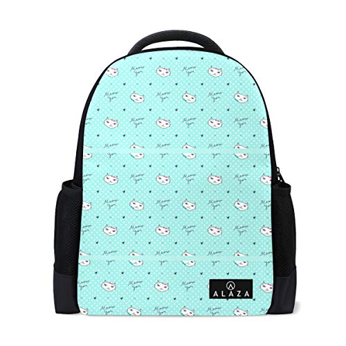 Cat Flea Treatment Backpack Lightweight School Backpack, Classic Basic Casual Backpack, Travel with Bottle Side - Backpack Canine Casual Hoodie