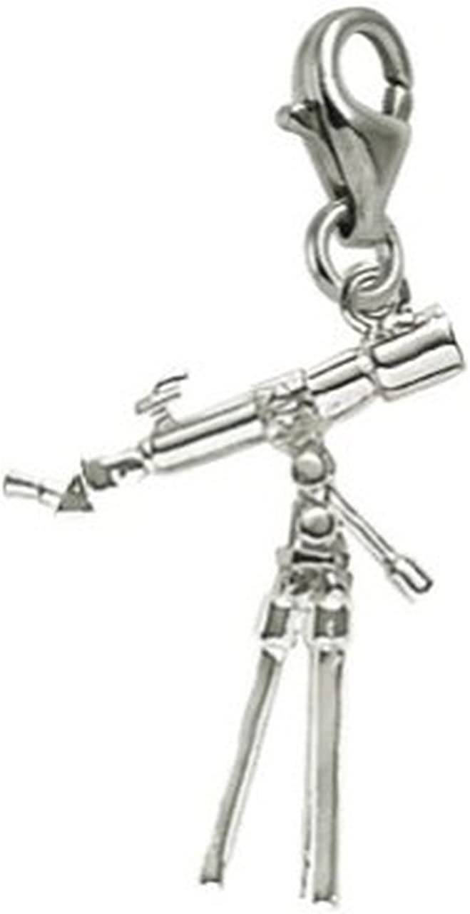 Telescope Charm With...