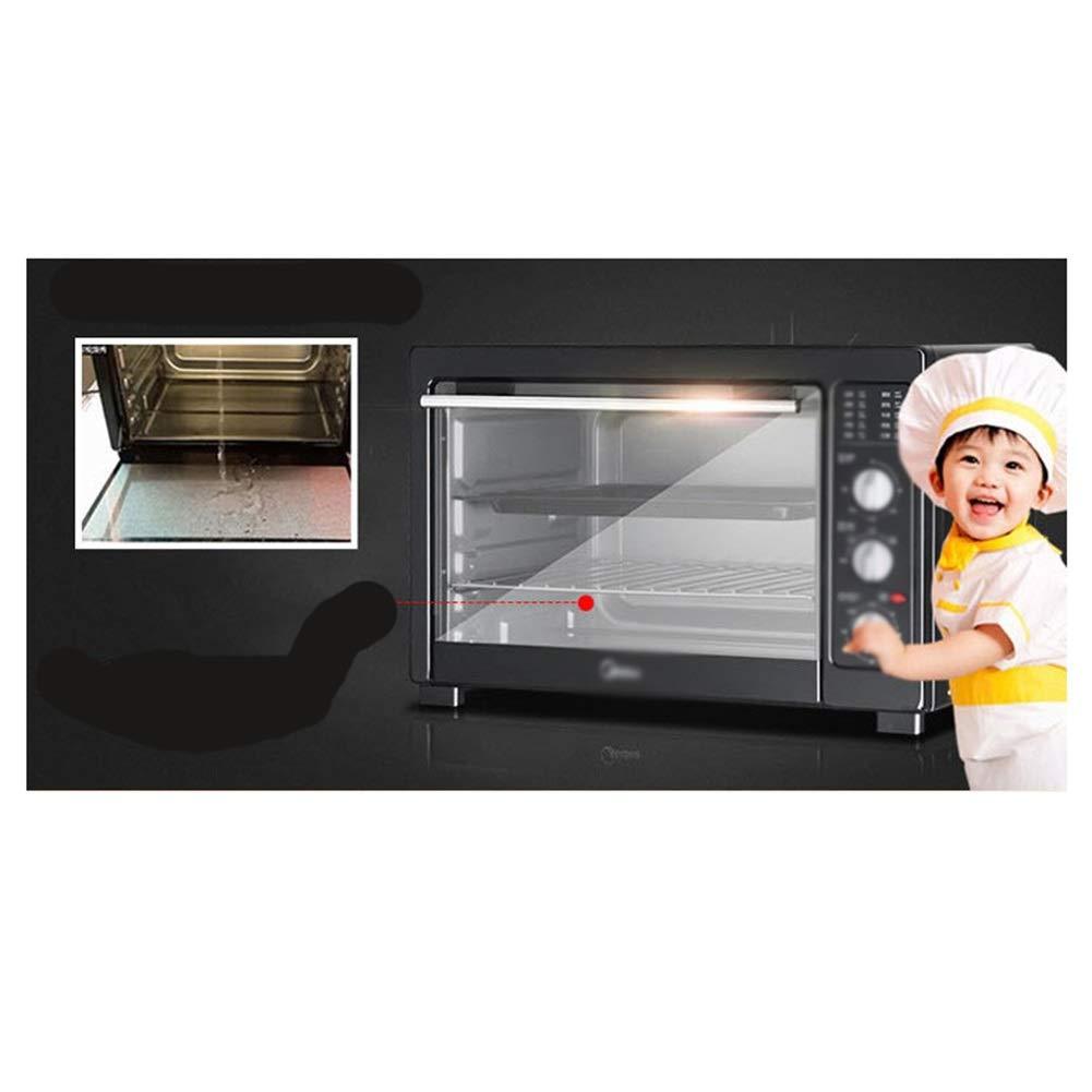 割引 MWNV -86 二重ホットプレートが付いているグリル1800W 32Lの電気オーブンが付いているオーブン小型オーブン オーブン、5つのプリセット機能の有能な上炊事道具、黒 B07Q3NCB62 -86 オーブン B07Q3NCB62, 丹生川村:e34a80af --- arianechie.dominiotemporario.com
