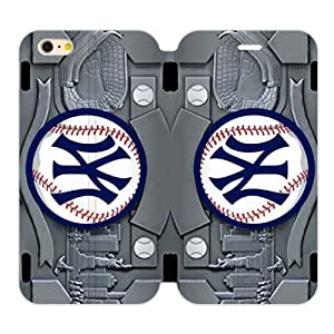 Hoomin Abstract New York Yankees iPhone 6plus 5.5