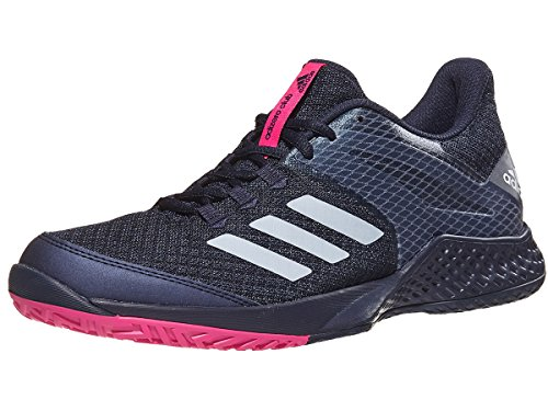 adidas Adizero Club 2 Shoe Unisex Tennis 5.5 Legend Ink-White-Tech Ink