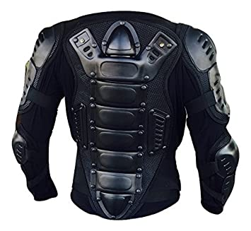 Best Motorcycle Armor >> Amazon Com Motorcycle New Black Full Body Armor Protection Xl