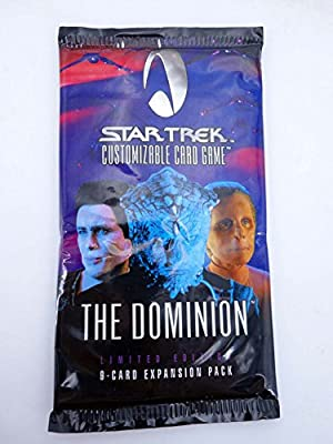Star Trek: Dominion Booster Pack: Amazon.es: No acreditado: Libros en idiomas extranjeros