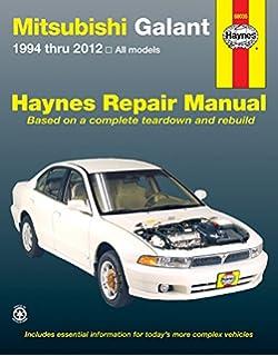 Mitsubishi galant 1994 thru 2010 haynes repair manual john haynes mitsubishi galant 1994 thru 2012 all models haynes repair manual fandeluxe Choice Image
